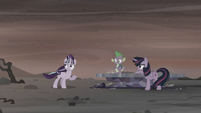 Starlight --But there's nothing here!-- S5E26
