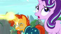 Starlight Glimmer sighing in frustration S7E25