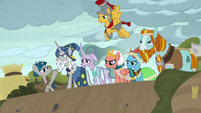 Stygian returns with the Pillars of Old Equestria S7E26