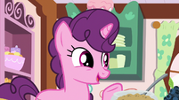 "Sugar Belle ""as many words as possible"" S9E23"