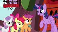 """Twilight """"as many ponies as I can"""" S4E15"""