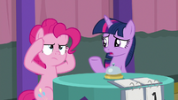 """Twilight Sparkle """"or be distracting"""" S9E16"""