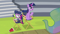 """Twilight Sparkle """"try it one more time"""" S8E7"""