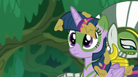 Twilight thinks about it S5E26