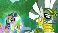 Zecora --I'm sure you can-- S5E26