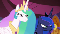 Celestia and Luna even angrier at Starlight S7E10