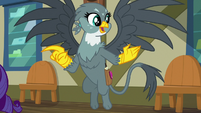 """Gabby """"Spike was just here"""" S9E19"""