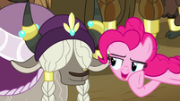 """Pinkie Pie """"it's a working title"""" S8E18"""