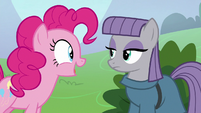 """Pinkie Pie """"wanna hang out right now?"""" S8E3"""