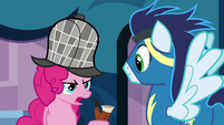 Pinkie Pie -tell me everything you know- S7E23