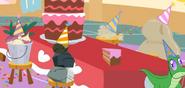 Pinkie pies imaginary friends