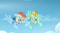 Rainbow Dash doesn't matter S3E7
