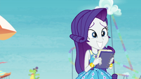 Rarity following Vignette with a grin EGROF