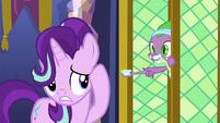 """Spike """"next door on the left!"""" S6E1"""