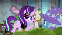 "Starlight ""you put everycreature in danger!"" S9E20"
