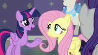 """Twilight """"characters all came from you"""" S8E4"""
