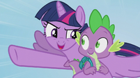 Twilight --exactly what we have to do!-- S5E25