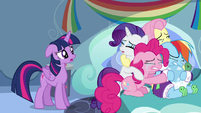 Twilight -I know how hard it is to say goodbye- S5E5
