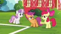 Apple Bloom -she gets so much attention without- S4E15