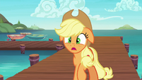 "Applejack ""Winona brought me your note"" S6E22"