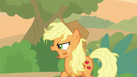 "Applejack ""what are you doin'?!"" S8E23"