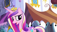 """Cadance """"as long as that's the real reason"""" S5E10"""