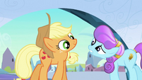 Crystal mare 'I sure would like to see it for the ceremony' S3E2