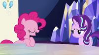 """Pinkie Pie """"it is definitely bad"""" S6E25"""