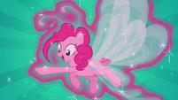 Pinkie Pie becoming a Breezie S4E16