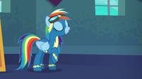 """Rainbow Dash """"no pressure"""" S6E7"""