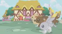 S01E04 Rozpędzone króliczki
