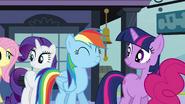 S03E12 Szczęśliwa Rainbow Dash