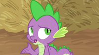 "Spike ""what if you're right"" S8E10"