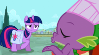 Spike 'totally what I was talking about' S03E11