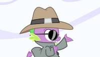 Spike in disguise S4E24