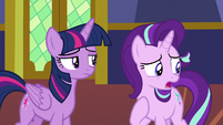 Starlight -maybe they are having a hard time- S7E14