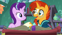"Sunburst ""if we do it just right"" S7E1"