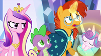 Sunburst --what other explanation could there be-!-- S6E16