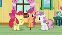 "Apple Bloom ""only one of the ingredients"" S9E12"