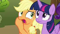 """Applejack """"gonna be doin' this a lot"""" S9E13"""