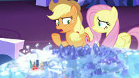 """Applejack """"it's just one big party!"""" S6E20"""