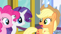 """Applejack """"that's Dash and Fluttershy!"""" S4E24"""