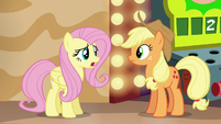 """Fluttershy """"how can we get everypony to believe"""" S6E20"""