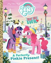 My Little Pony Best Gift Ever - A Perfectly Pinkie Present! cover.jpg
