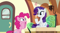 """Pinkie """"Why doesn't your face"""" S6E3"""