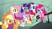 """Pinkie Pie """"look at the bright side"""" S6E7"""