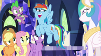 "Rainbow Dash ""way more fun things"" S9E13"