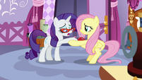 """Rarity """"thank you for trying"""" S9E19"""