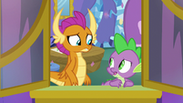 """Spike """"show me how to be anything"""" S8E24"""