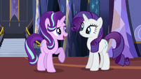 "Starlight Glimmer ""we can start with the dresses"" S6E21"